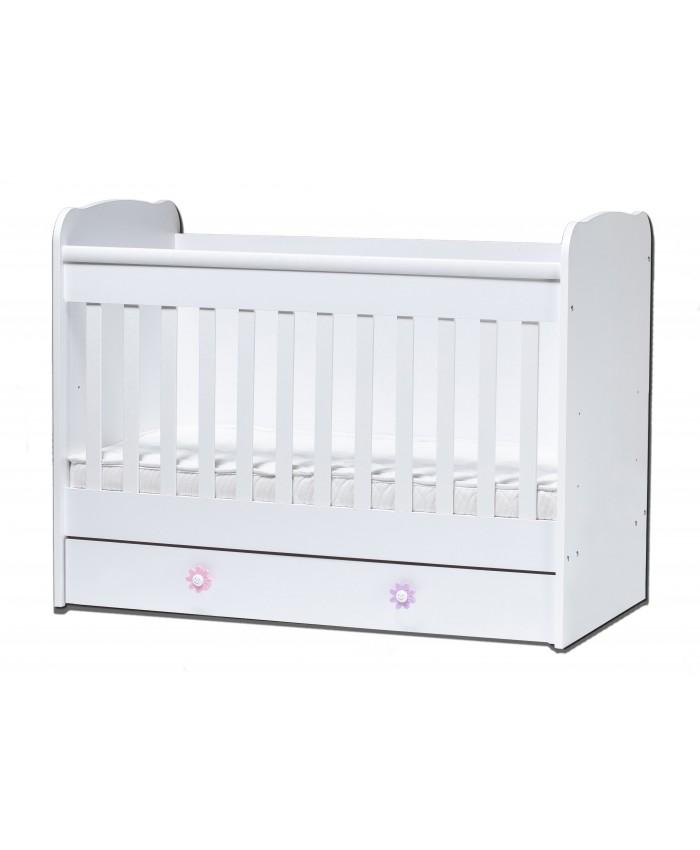 BABY BED ''SVETLA'' 70/140cm DIOMMI(46-014)