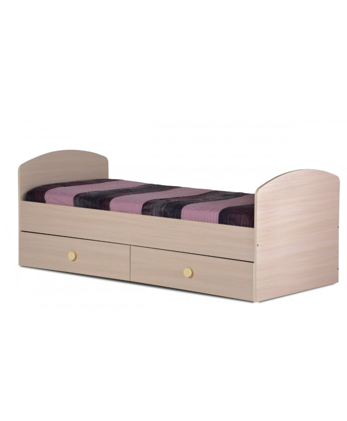 """Bed """"AMBER classic"""" 82/190cm DIOMMI (46-029)"""