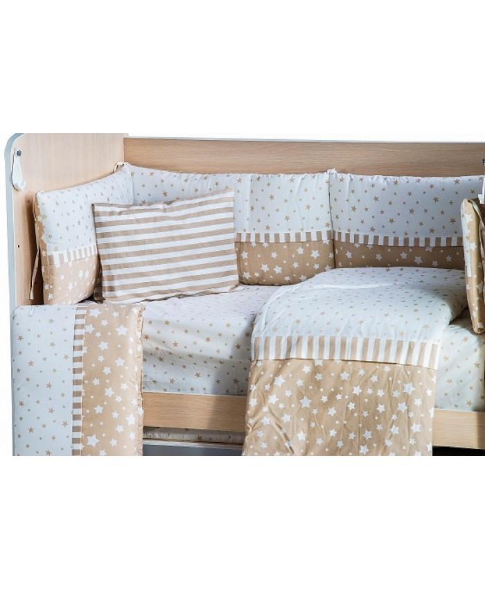"Baby sleep wear ""Stars 8"" 70/140 DIOMMI (46-072)"