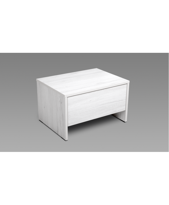 Bedside table ''BIANCA''  55x40x34cm DIOMMI (45-777)