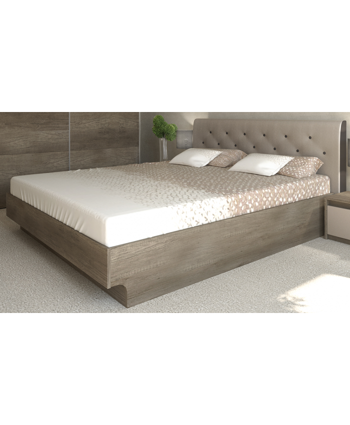"BED ""BREEZE"" 140x190/200cm DIOMMI (45-012)"