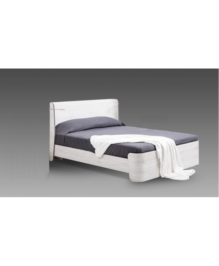 """BED """"ELLE"""" 140x200cm DIOMMI (45-707)"""