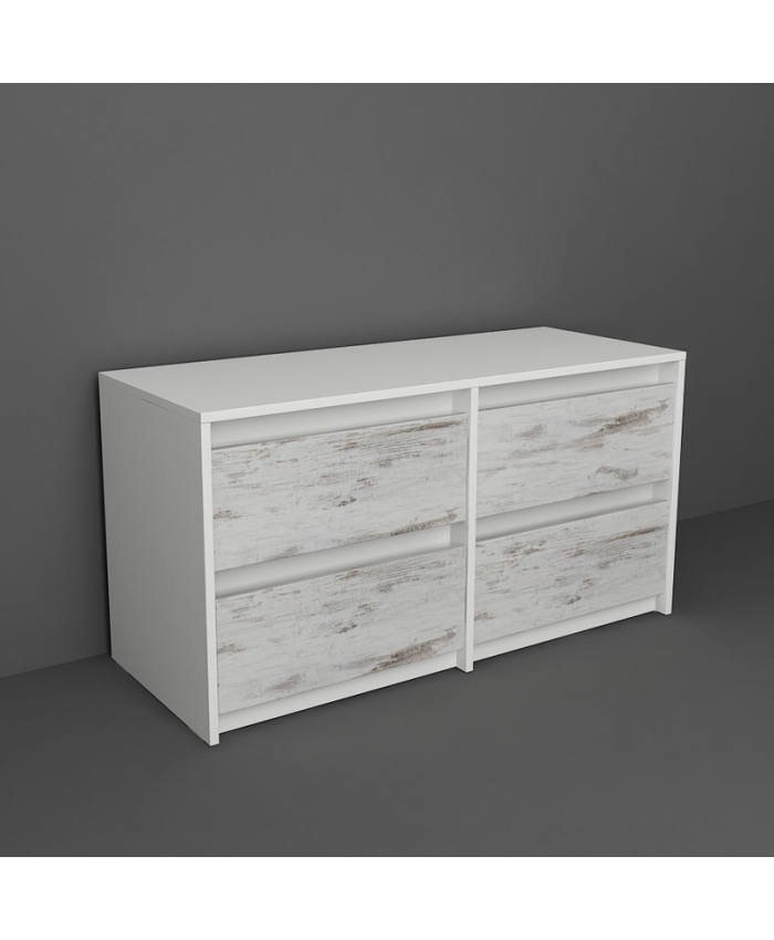 Dresser ''ERMA'' 115x46x61cm DIOMMI (45-147)