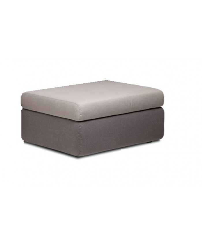"Storage footstool ""Oval"" 85/70/45 DIOMMI (43-049)"