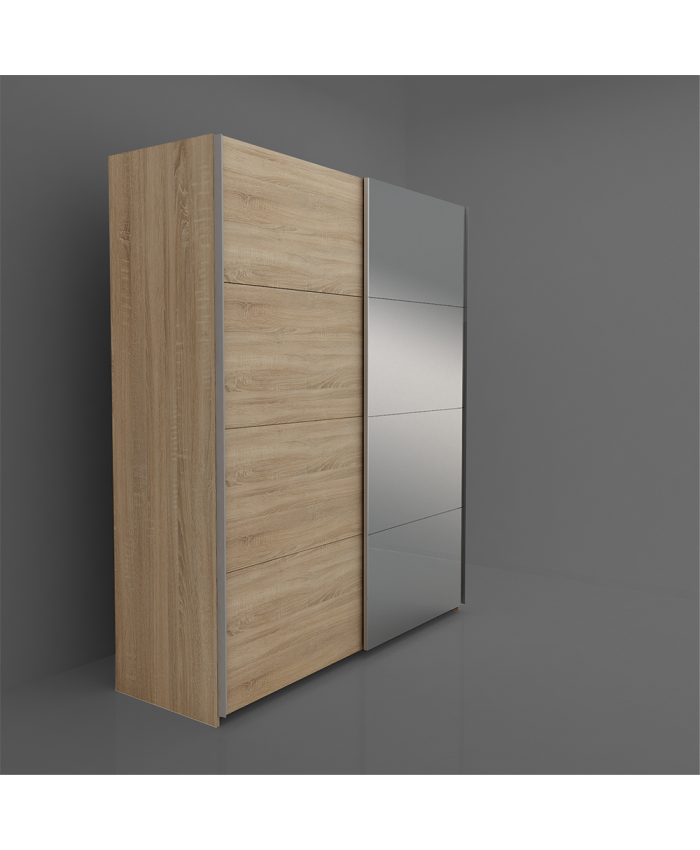 Sliding Wardrobe ''FAVORITE'' 150x220x64cm  DIOMMI (45-029)