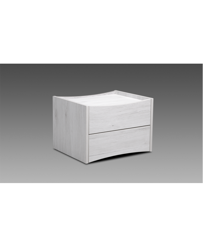 Bedside table ''HELENA''  51x41x35cm DIOMMI (45-831)                                                      .
