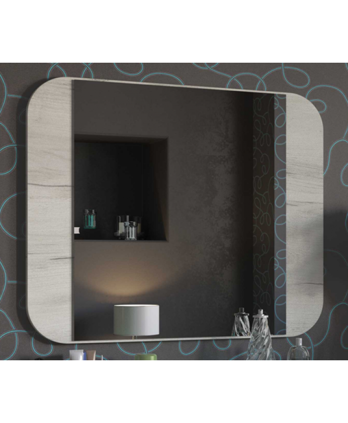 Mirror ''IZIDA'' 82x70cm DIOMMI (45-056)                                                .