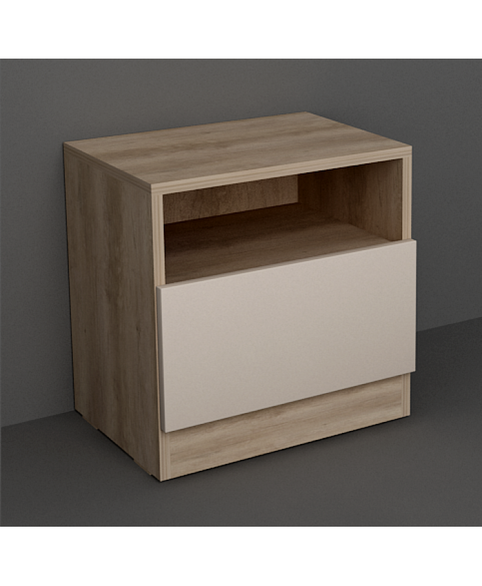Bedside table ''KORONA'' 47x36x48cm DIOMMI (45-112)