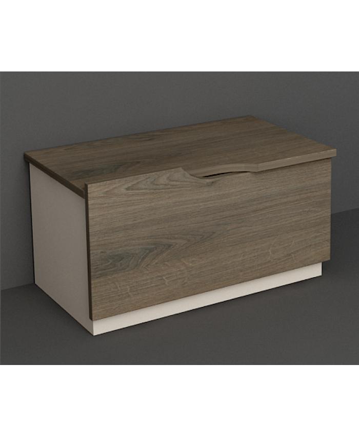 Bedside table ''MOKA'' 60x36x34cm DIOMMI (45-119)