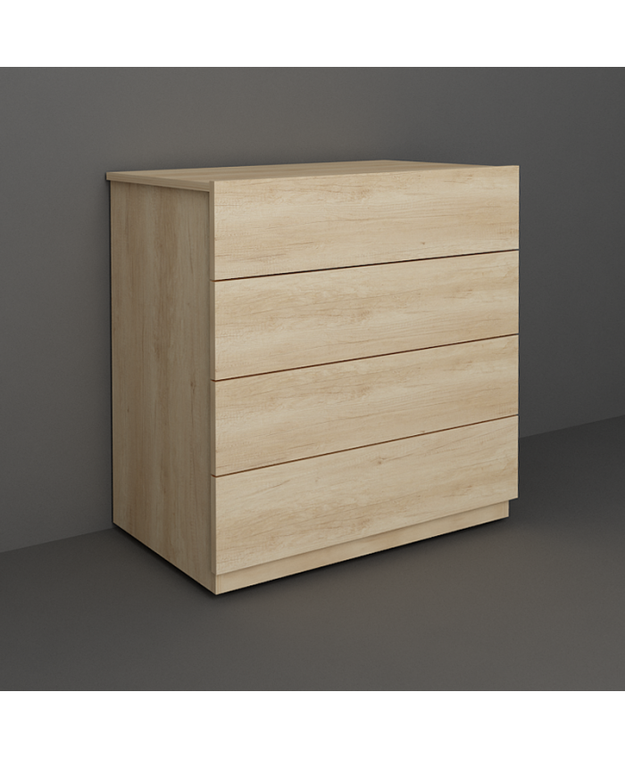 Dresser ''NORA'' 82x46x85cm DIOMMI (45-128)                           .