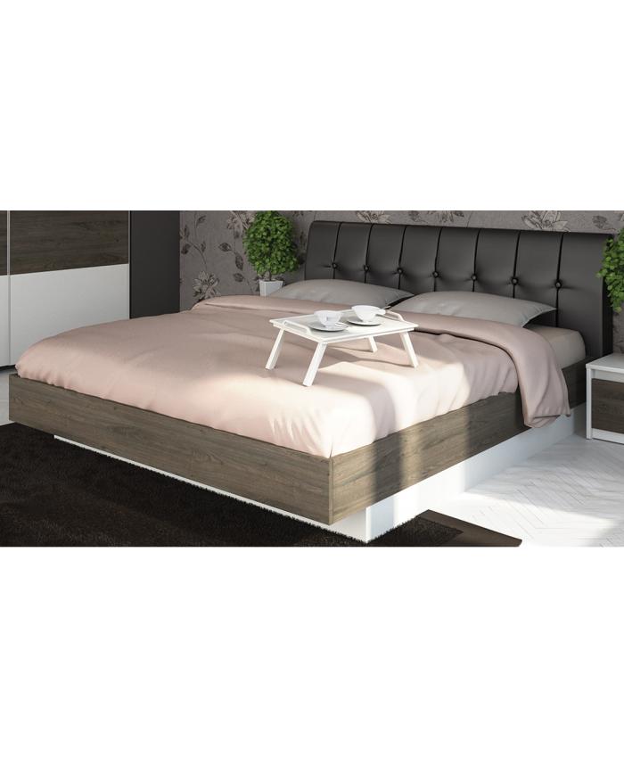 "BED ""ROXAN"" 140x190/200cm DIOMMI (45-001)"