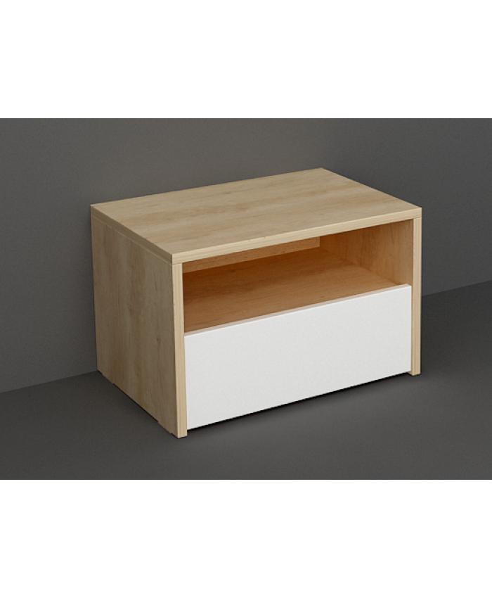 Bedside table ''SAMBA'' 50x35x33cm DIOMMI (45-070)