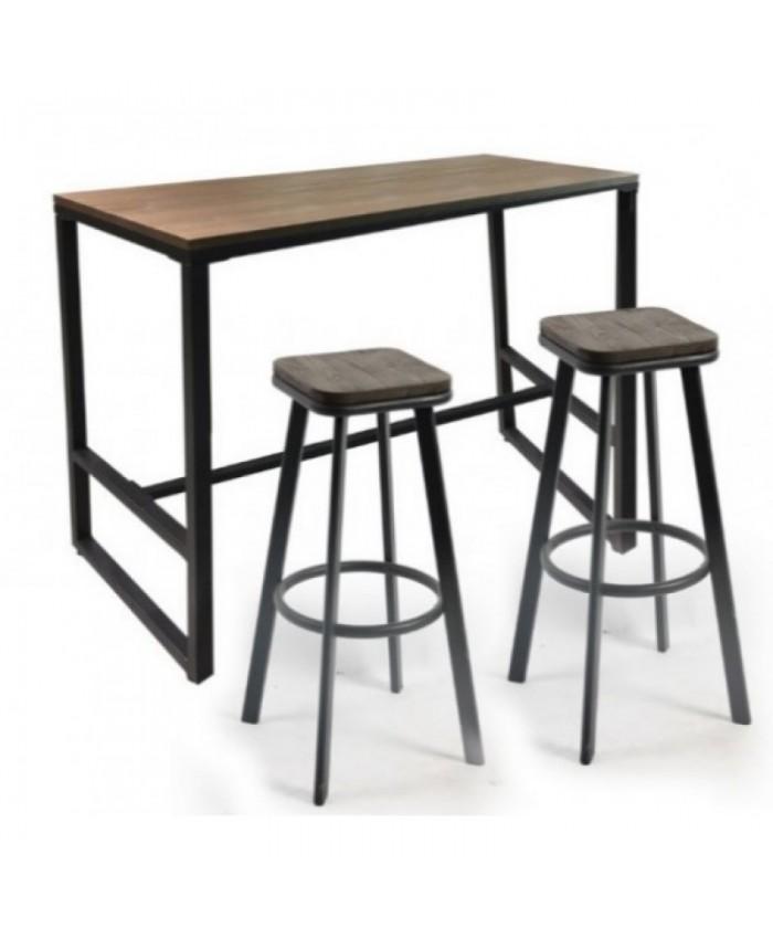 Bar table ''BARSI II'' 120x48x104 cm DIOMMI (32-136)