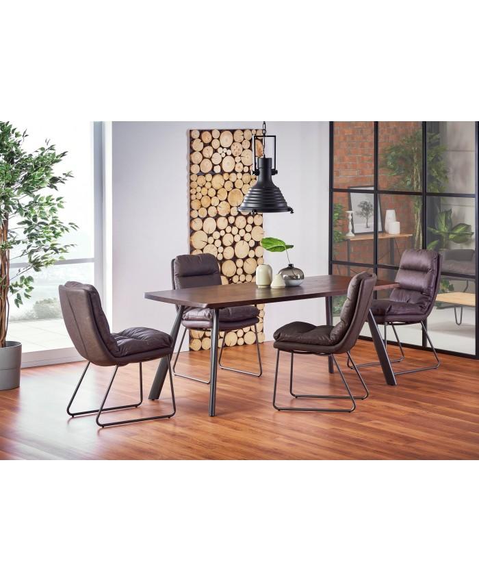 "Dining Table ""FERMINO"" 180x90x60cm DIOMMI (32-056)"