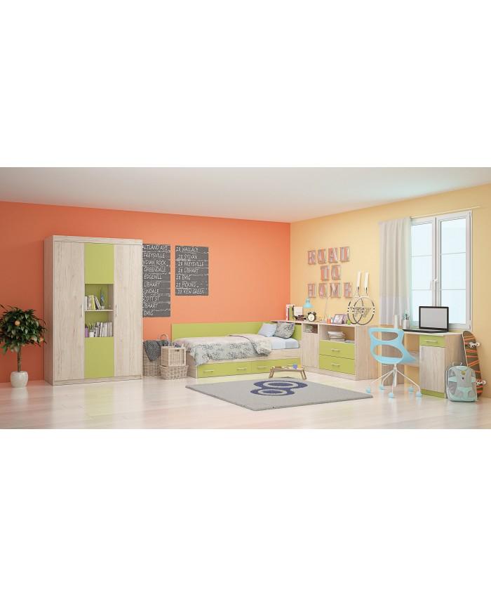 """Kids Room Set """"ANDY"""" DIOMMI (31-002)"""