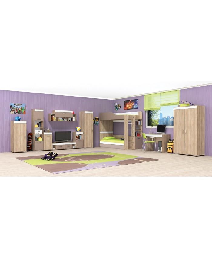 """Kids Room Set """"KRIS - G"""" DIOMMI (31-029)"""