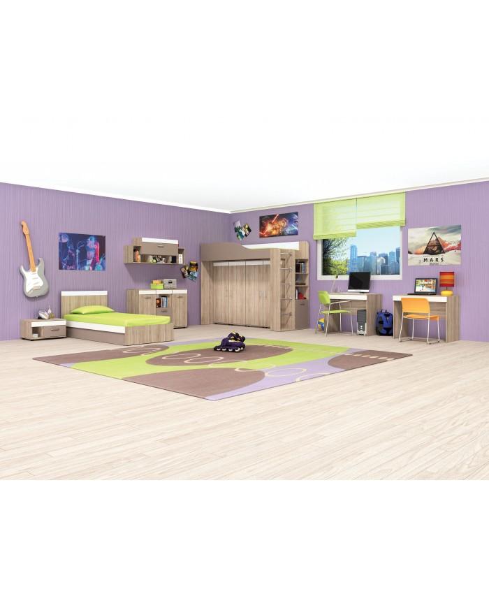 """Kids Room Set """"KRIS - D"""" DIOMMI (31-026)"""
