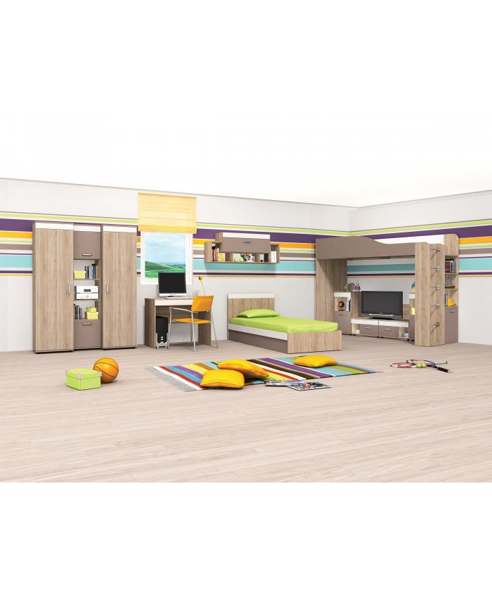 "Kids Room Set ""KRIS - F"" DIOMMI (31-028)"