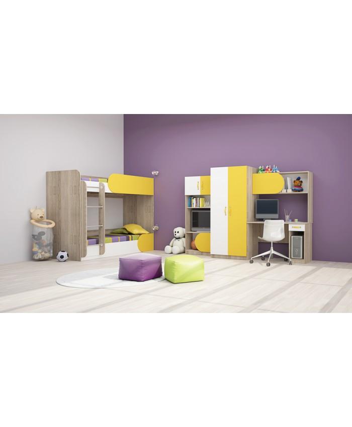 "Kids Room Set ""RIKI"" DIOMMI (31-008)"