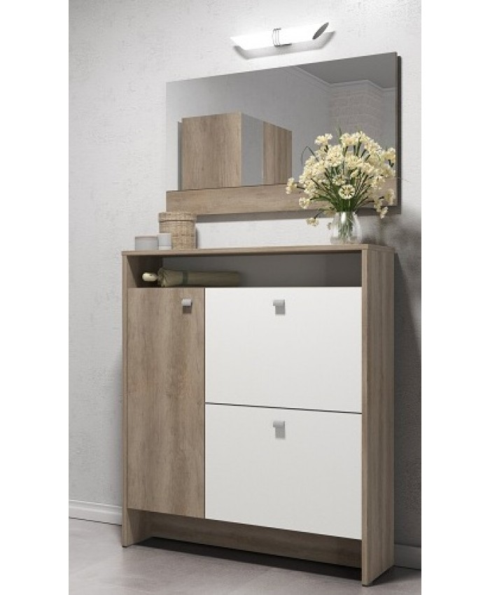 "Hallway Furniture ""ANTRE 2"" 87x111x35cm DIOMMI (42-010)"