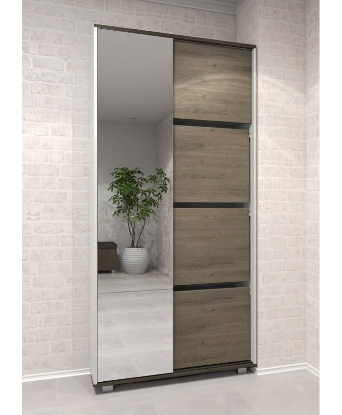 "Hallway Furniture ""DELUX 1"" 100x206x30cm DIOMMI (42-014)"
