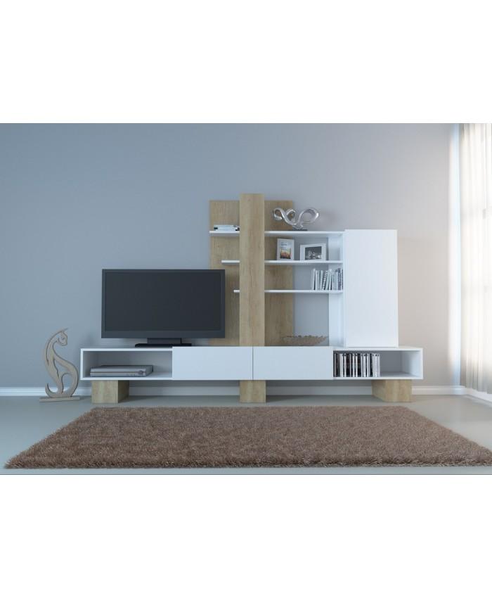 "TV BAR ""LARGO"" 264x167x46cm DIOMMI (42-007)"