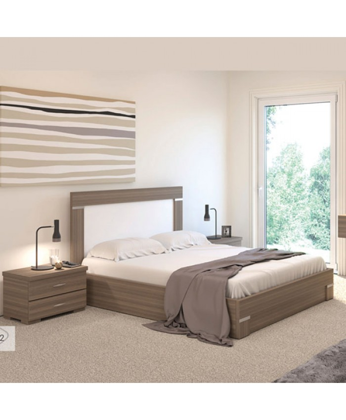"""Bed """"ERATO"""" 090x190/200cm DIOMMI (25-202)"""