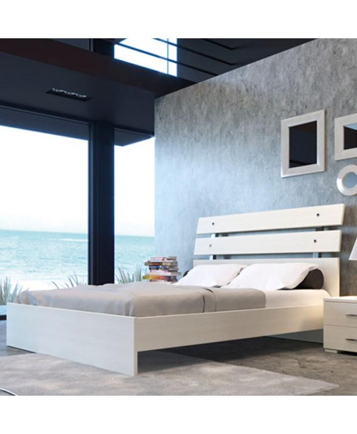 "Bed ""LOXANDRA"" 140x190/200cm DIOMMI (25-216)"