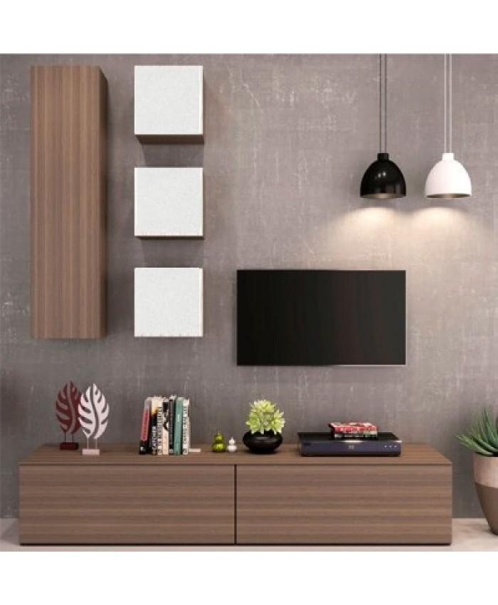 "TV Bar ""CUBE"" 180x40x45cm DIOMMI (25-608)"