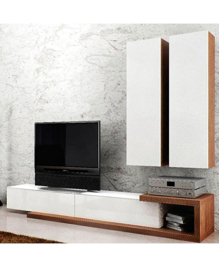 "TV Bar ""REA"" 220x40x45cm DIOMMI (25-610)"