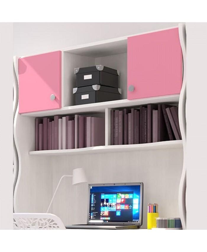 Desk`s shelf  WAVE 110x106x30cm DIOMMI (25-406)