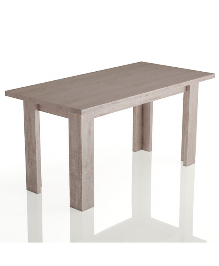 "Dining Table ""FLAT"" 160x80x80cm DIOMMI (25-703)"