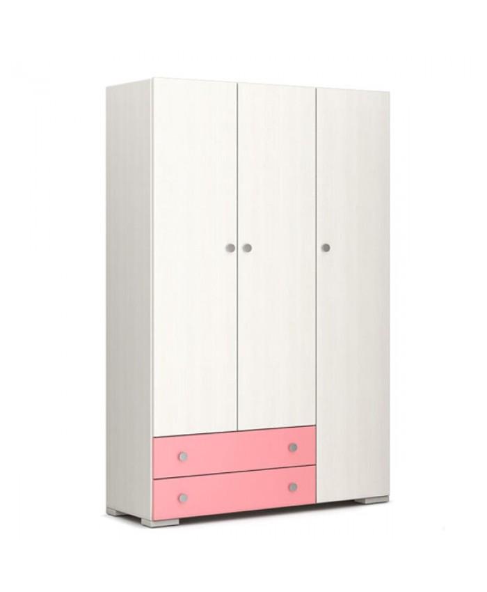 """3F Wardrobe """"No Loft""""150x180x60cm DIOMMI (25-108)"""