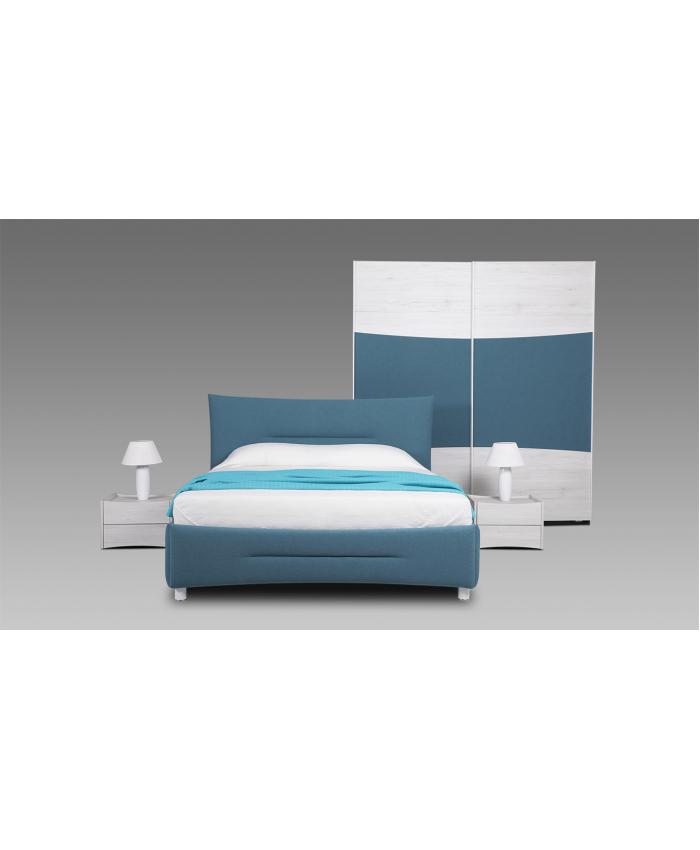 "Bedroom Set ""HELENA"" DIOMMI (40-057)"
