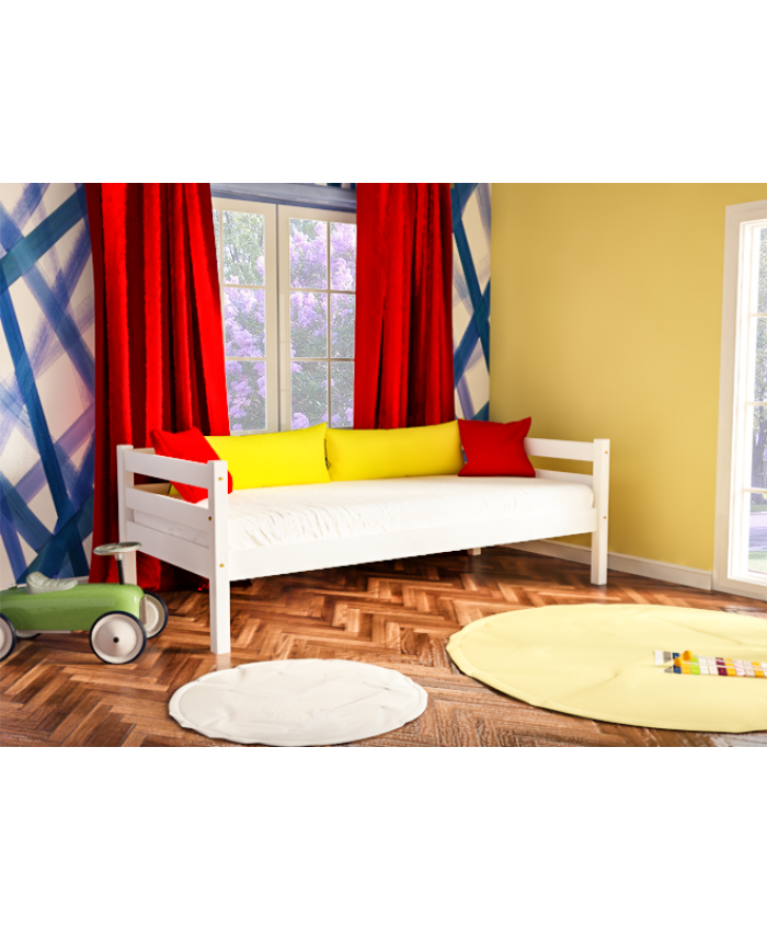 "Bed ""NATALI"" 090x190/200cm DIOMMI (47-001)"