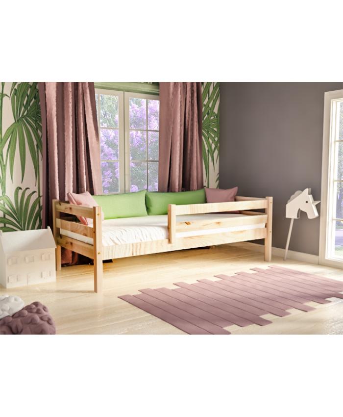 "Bed  ""NATALI"" 090x190/200cm DIOMMI (47-008)"