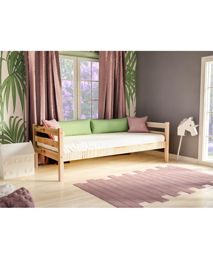 "Bed ""NATALI"" 090x190/200cm DIOMMI (47-006)"
