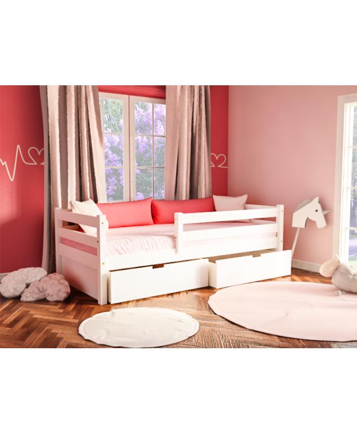 "Bed  ""NATALI"" 090x190/200cm DIOMMI (47-002)"