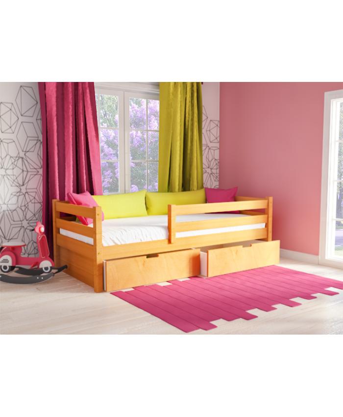 "Bed  ""NATALI"" 090x190/200cm DIOMMI (47-004)"