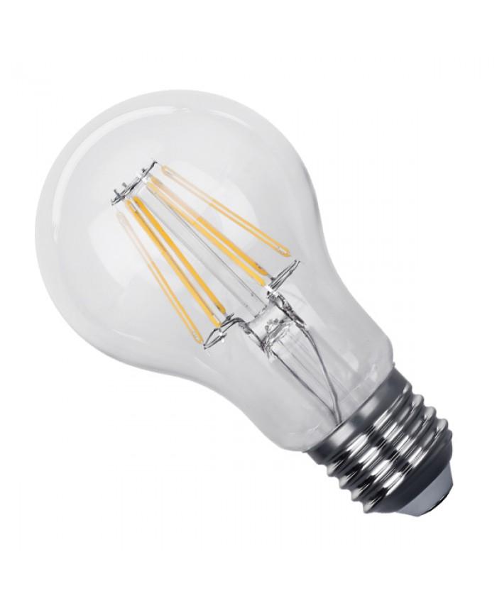 Λάμπα LED E27 A60 Γλόμπος 6W 230V 600lm 320° Edison Filament Retro Θερμό Λευκό 2700k Dimmable Diommi 44009