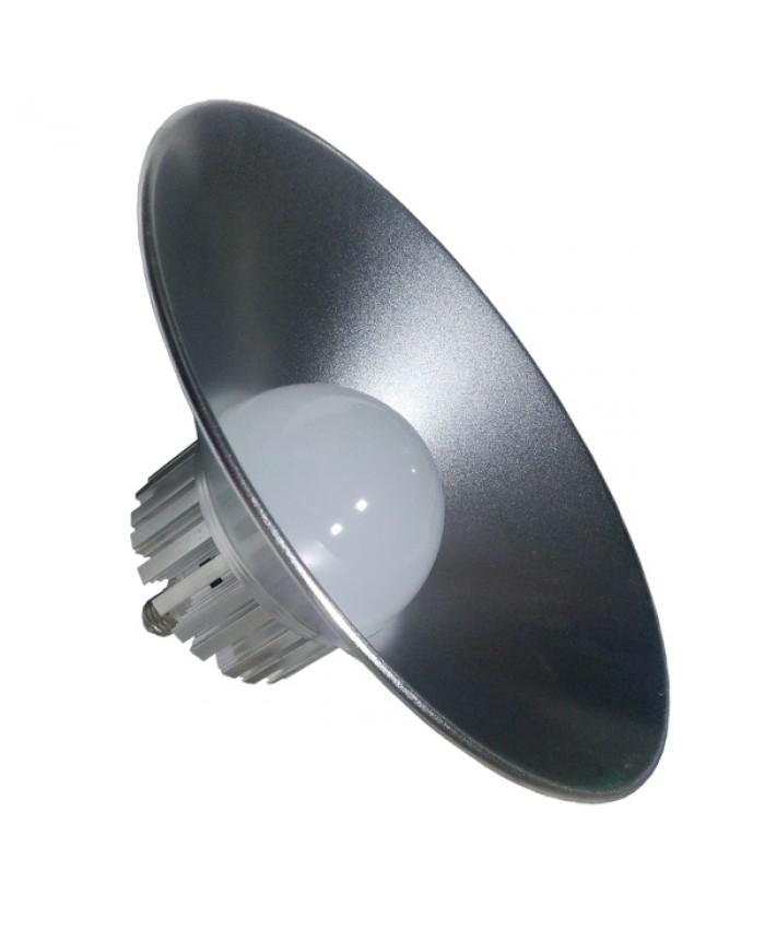 Καμπάνα Αλουμινίου E27 100W 230V 9600lm 120° Ψυχρό Λευκό 6000k Diommi 45114