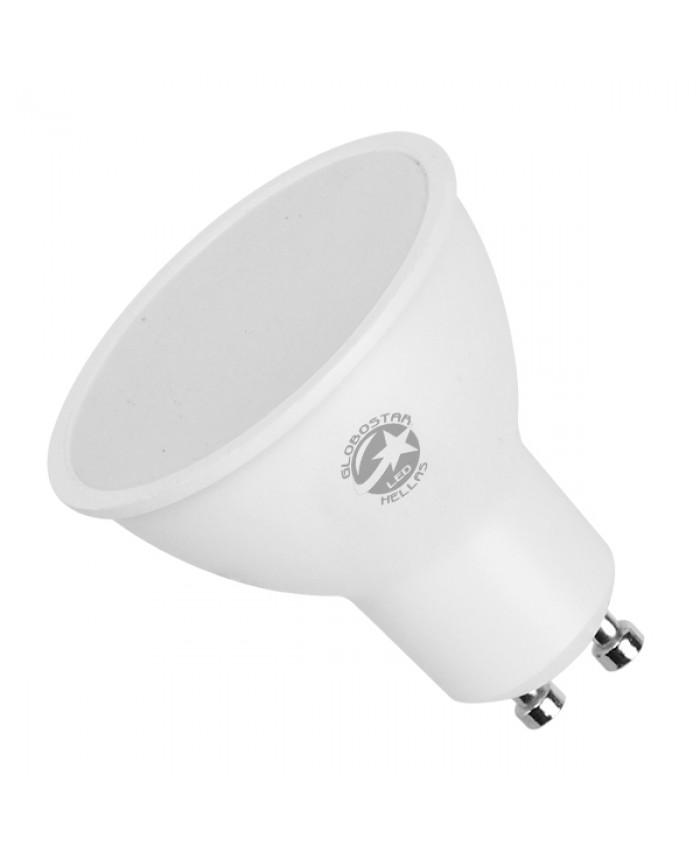 Λάμπα LED Σποτ GU10 8W 230V 780lm 120° Φυσικό Λευκό 4500k Dimmable Diommi 01758