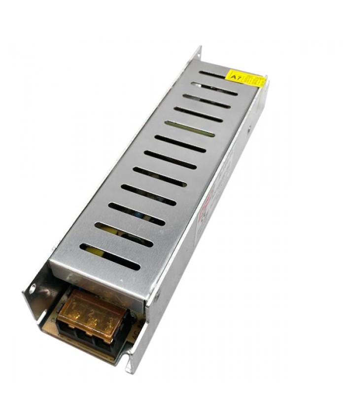 LED Τροφοδοτικό Slim Series DC 150W 12V 12.5 Ampere IP20 Diommi 03003