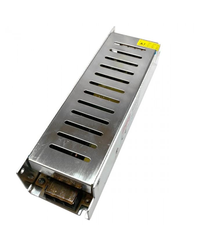 LED Τροφοδοτικό Slim Series DC 200W 12V 16.5 Ampere IP20 Diommi 03004
