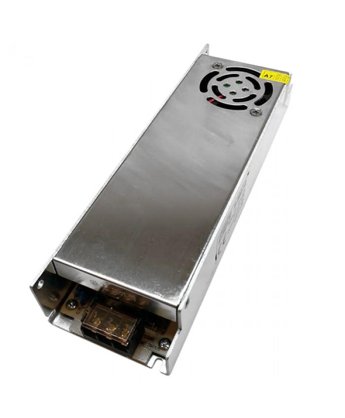 LED Τροφοδοτικό Slim Series DC 360W 12V 30 Ampere IP20 Diommi 03005