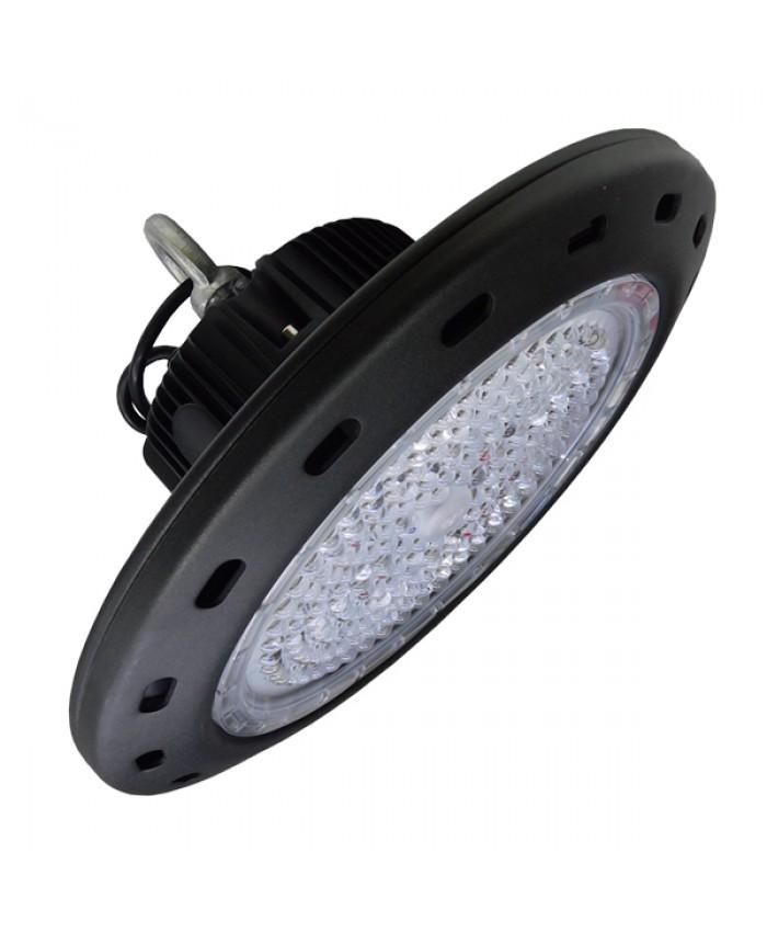 Κρεμαστό Φωτιστικό High Bay Οροφής UFO 150 Watt Ψυχρό Λευκό Diommi 05501
