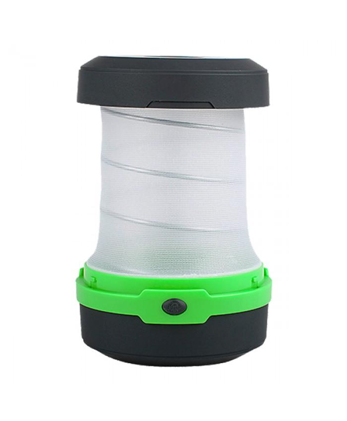 Mini Πτυσσόμενο Φανάρι LED Κάμπινγκ 1 Watt Diommi 07008
