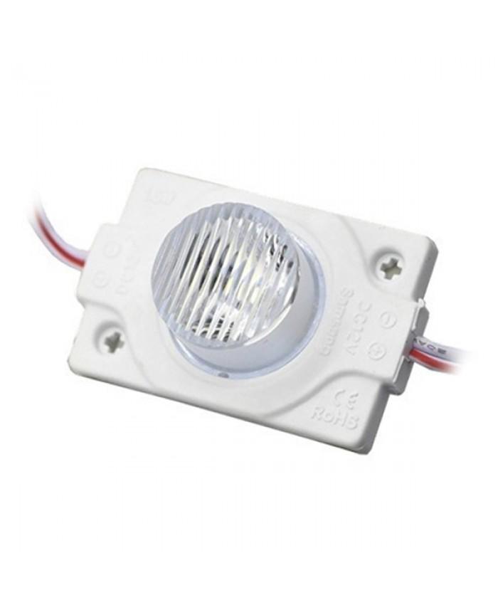 LED Module 2 Watt CREE 12 volt 40x30mm Ψυχρό Diommi 75520