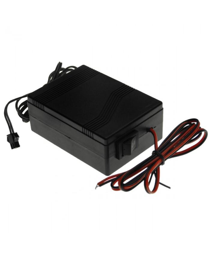 Controller για Εύκαμπτο Φωτιζόμενο Καλώδιο Neon έως 30 Μέτρα 12 Volt DC Diommi 08014