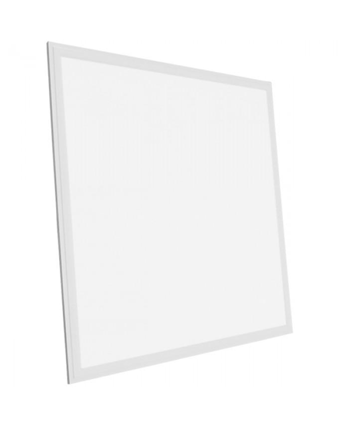 LED Panel Οροφής Ultra Slim 60x60cm Μοριακού Φωτισμού Milky 48W 230V 4880lm 180° Φυσικό Λευκό 4500k Diommi 01804